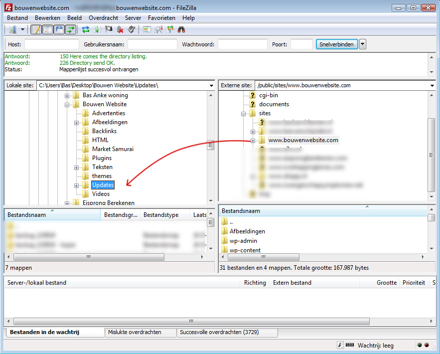 Wordpress-thema-vertalen-backup-maken